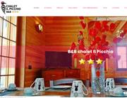 BB Chalet Il Picchio, bed & breakfast Varzo - Verbania  - Bbchaletilpicchio.it